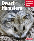 Buch cover - Dwarf Hamsters - Zwerghamster